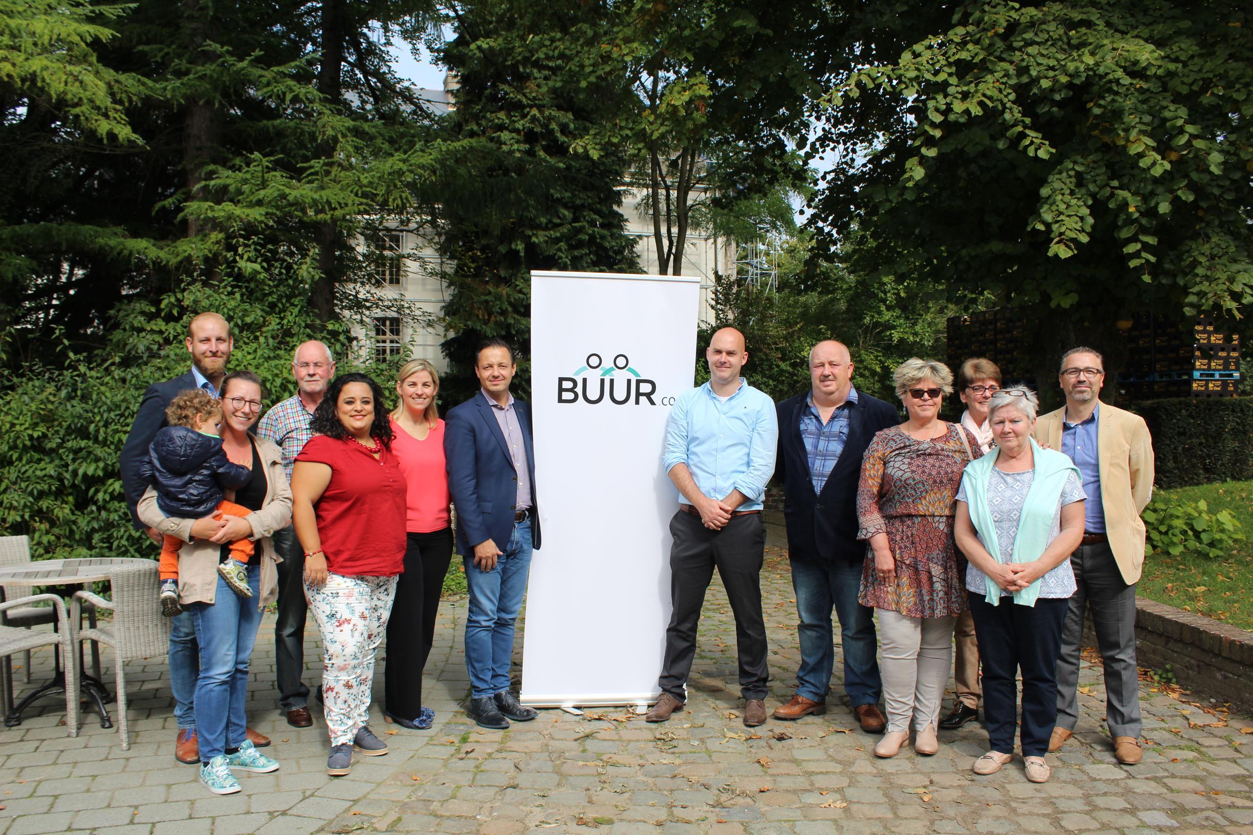 de BUUR-groep van Houthalen-Helchteren